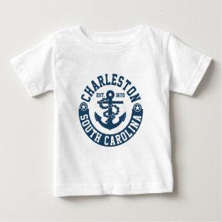 Camiseta Para Bebê Charleston South Carolina