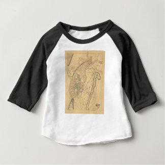 Camiseta Para Bebê chattanooga1870