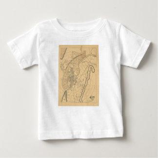 Camiseta Para Bebê Chattanooga Tennessee 1870
