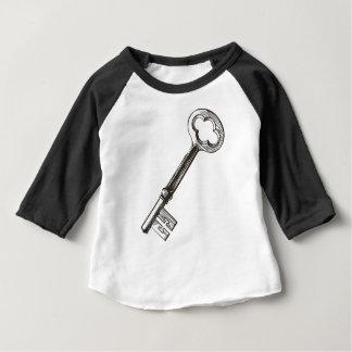 Camiseta Para Bebê chave