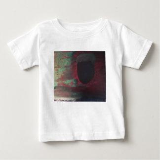 Camiseta Para Bebê Cheio da cor em um mundo brilhante