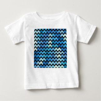 Camiseta Para Bebê Chevron bonito III