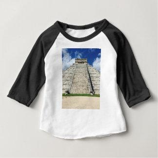 Camiseta Para Bebê Chichen Itza pela fotografia de Kimberly Turnbull