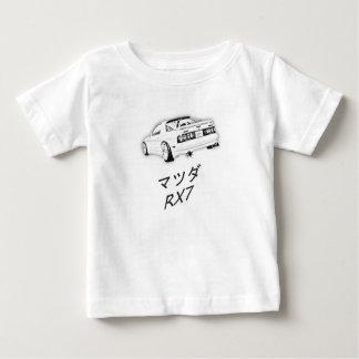 Camiseta Para Bebê Childs RX7