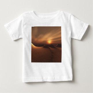 Camiseta Para Bebê Chuva de Desrt