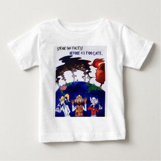 Camiseta Para Bebê Cientistas Muzzled_tshirt com palavras