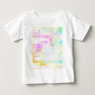 Camiseta Para Bebê Cifra recreada por Robert S. Lee