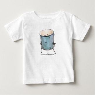 Camiseta Para Bebê Cilindro de Tom