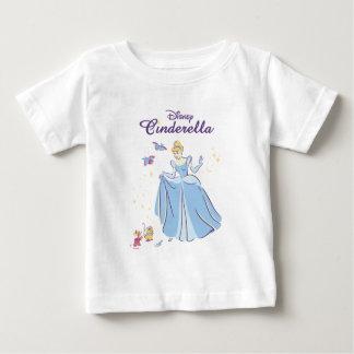 Camiseta Para Bebê Cinderella | Bibbidi, Bobbidi, vaia
