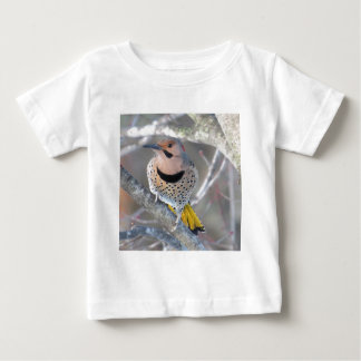 Camiseta Para Bebê Cintilação comum