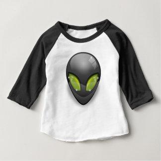 Camiseta Para Bebê Cinzas estrangeiras Design#2