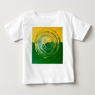 Camiseta Para Bebê Círculo eterno 3