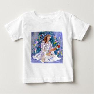 Camiseta Para Bebê Clara e o Nutcracker