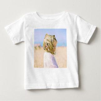 Camiseta Para Bebê Claridade na luz solar
