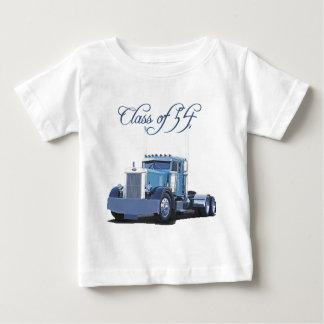 Camiseta Para Bebê Classe 'de roupa de 54 camionistas
