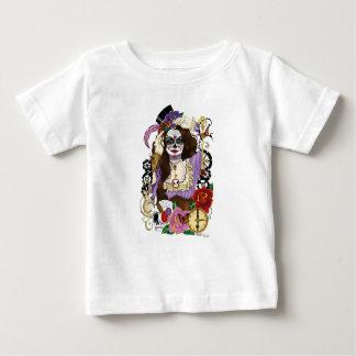 Camiseta Para Bebê Clementina