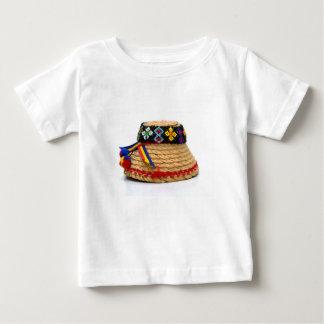 Camiseta Para Bebê clop o chapéu tradicional