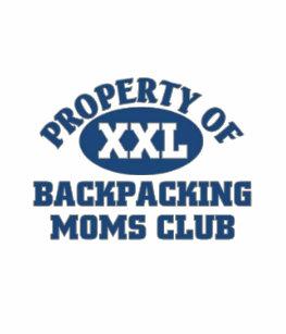 Camiseta Para Bebê Clube Backpacking das mães 3f0aed49b3087