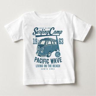 Camiseta Para Bebê Clube Califórnia do surf