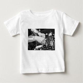 Camiseta Para Bebê Clube nocturno do clube do clube nocturno da noite
