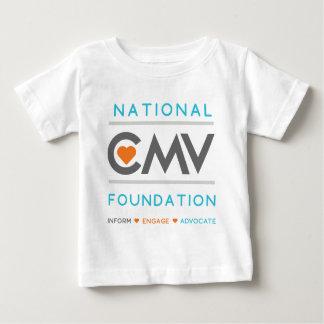 Camiseta Para Bebê CMV cheio Tagline [4]