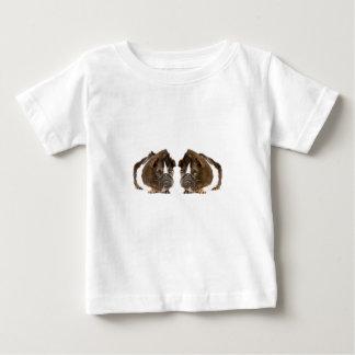 Camiseta Para Bebê Cobaia para o t-shirt do jérsei da multa do bebê,