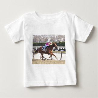 Camiseta Para Bebê Cobre girado