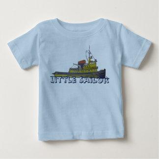 Camiseta Para Bebê Cobrir gráfico do desenhar do rebocador do Towboat