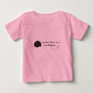 Camiseta Para Bebê cockapoo