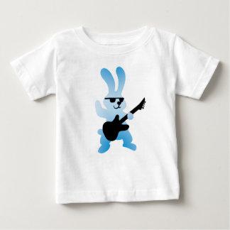 Camiseta Para Bebê Coelho do balancim