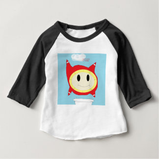 Camiseta Para Bebê coisa da bolha