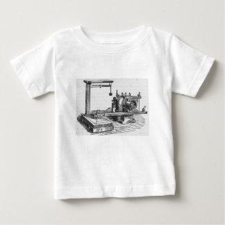 Camiseta Para Bebê Coisas efêmeras antigas do vintage da ferramenta