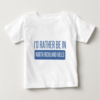 Camiseta Para Bebê Colinas nortes de Richland