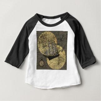 Camiseta Para Bebê Colombo