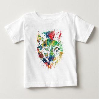 Camiseta Para Bebê colora-me apelação foxy da raposa