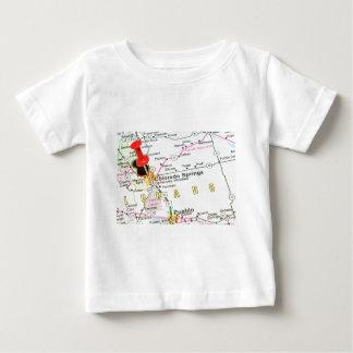 Camiseta Para Bebê Colorado Springs