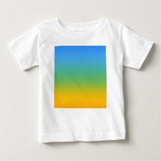 Camiseta Para Bebê Colorfull