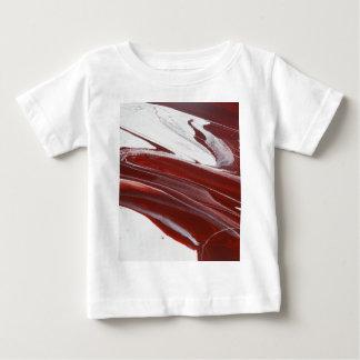 Camiseta Para Bebê Colunas do rubi