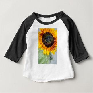 Camiseta Para Bebê Como uma mãe e uma criança