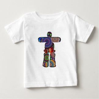 Camiseta Para Bebê Compasso antigo