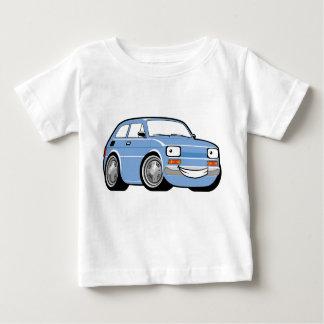 Camiseta Para Bebê Competindo a criança