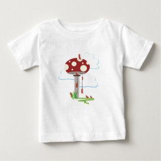 Camiseta Para Bebê Comportamento disparatado