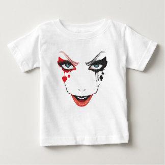 Camiseta Para Bebê Composição do Dia das Bruxas