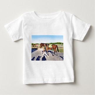 Camiseta Para Bebê Conecte - o vencedor de Pensilvânia Derby