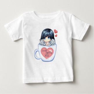 Camiseta Para Bebê Considere apoiar artistas