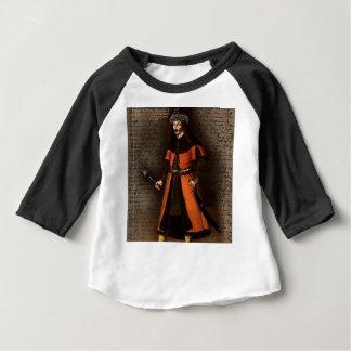 Camiseta Para Bebê Contagem Vlad Dracula