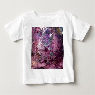 Camiseta Para Bebê Contexto luminoso