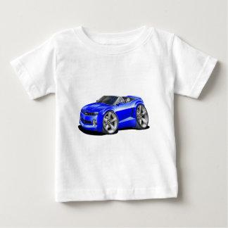 Camiseta Para Bebê Convertible 2012 azul de Camaro