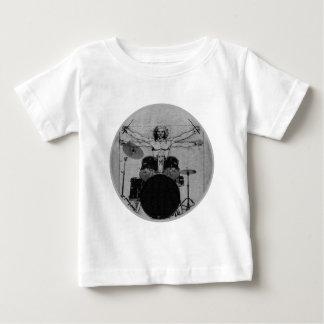 Camiseta Para Bebê cópia do cilindro