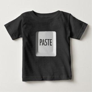 Camiseta Para Bebê Cópia e pasta